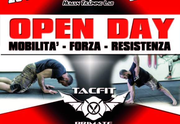 TACFIT OPEN DAY