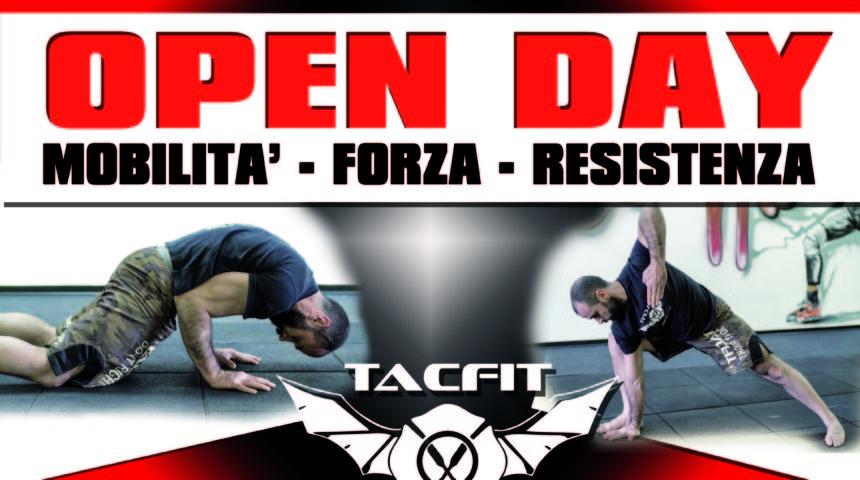 TACFIT OPEN DAY